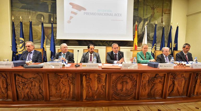 Acex presupuesta en 1.300 millones de euros la inversión de la conservación anual de carreteras