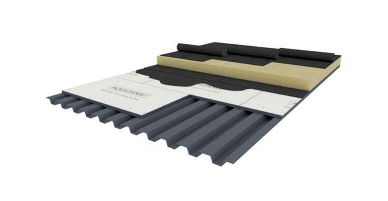 aqua panel roof