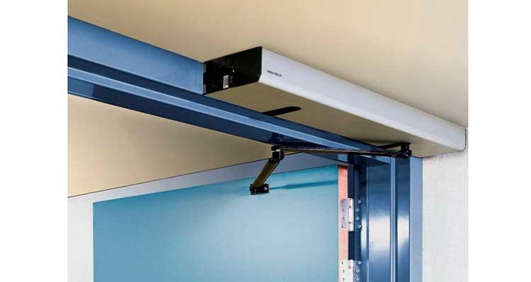 Assa Abloy Entrance Systems consigue la homologación para su mecanismo de apertura SW 300