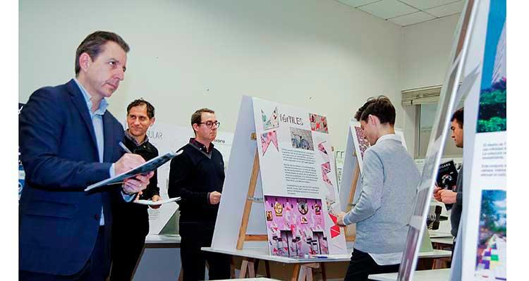 El jurado galardona los proyectos más creativos en el Concurso de Diseño Cerámico y de Baño de Cevisama