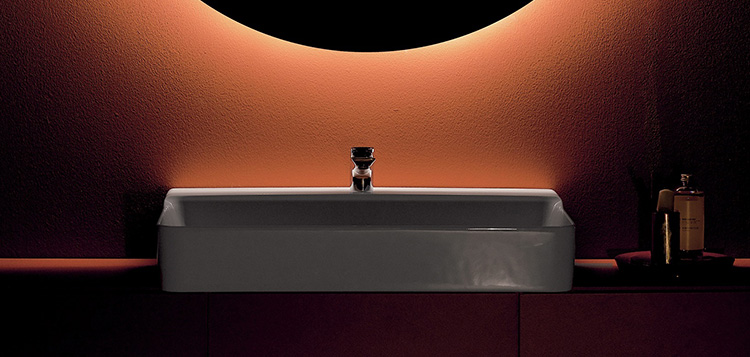 Colección para el baño que pretende reforzar la filosofía de diseño