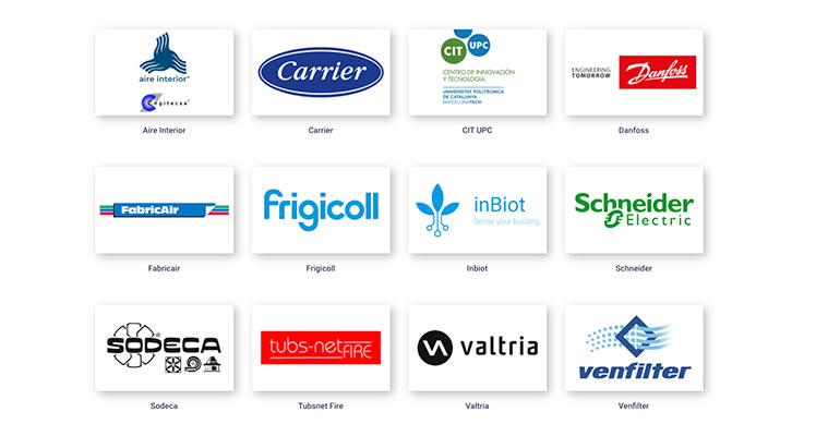 Empresas cluster aire interior