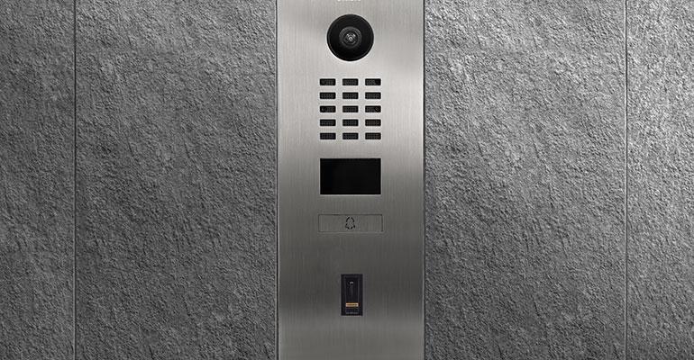 Control de acceso por escáner de huellas dactilares