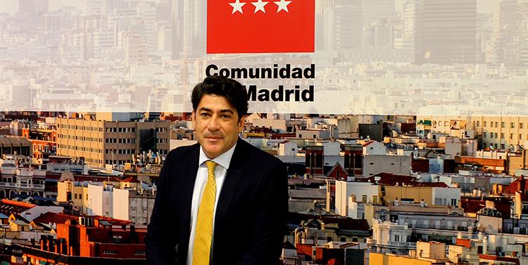 El consejero de Vivienda de la Comunidad, David Pérez García, inaugurará DPA Fórum Madrid el próximo 11 de marzo
