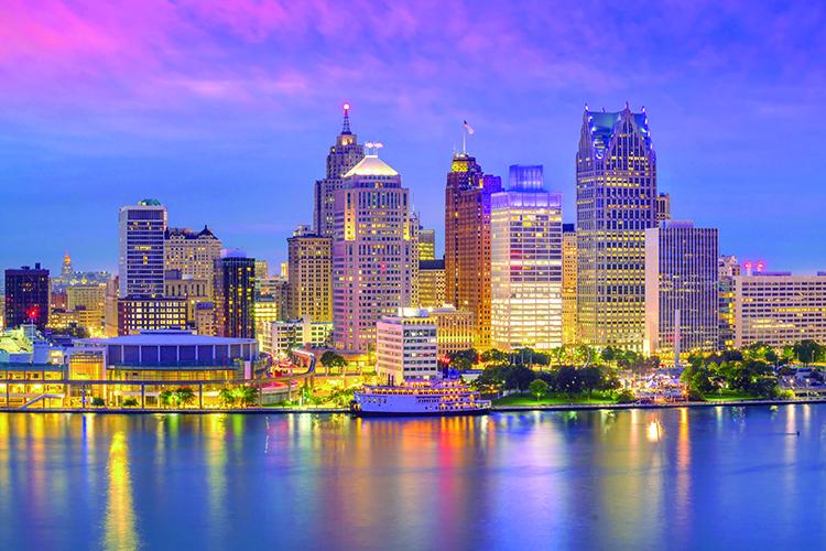 El skyline de Detroit, objeto de la segunda edición del concurso de arquitectura Manni Group Design Award