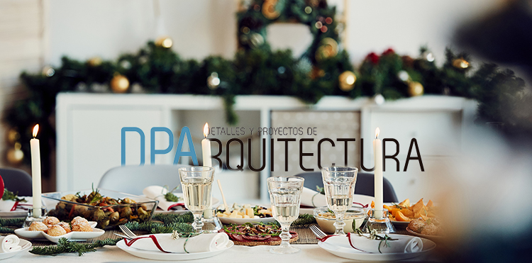 DPArquitectura News le desea unas muy Felices Fiestas y un esperanzador 2021