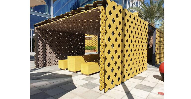 Finsa Middle East participa en la Dubai Design Week a través de Umbra