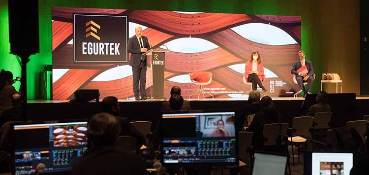 Egurtek clausura con éxito una edición con un formato mixto, online y presencial, que llega para quedarse