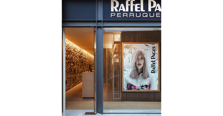 Peluquería Raffel Pagès, Olot (Girona)