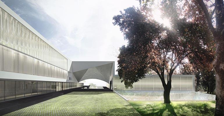 Garcia Faura construye el campus del Iese y rehabilita la fachada de la sede corporativa