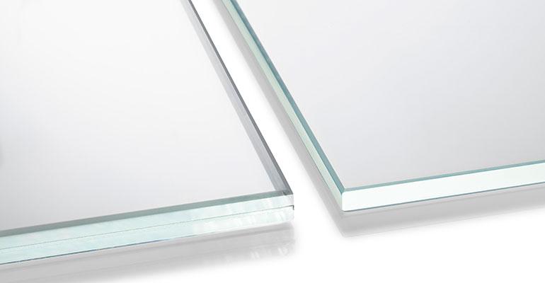 Desarrollan un vidrio laminado bajo en hierro de gran transparencia
