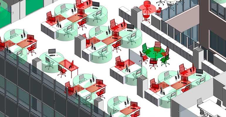 Presentan una guía sobre cómo crear oficinas seguras