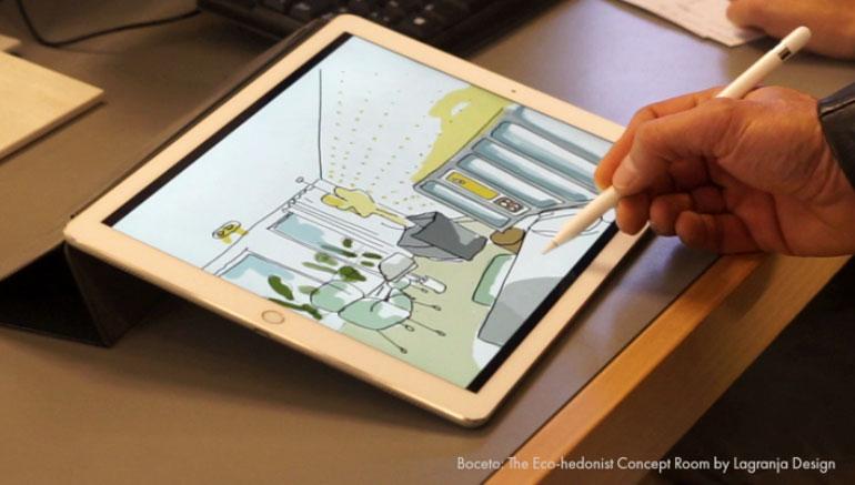 Cuatro estudios de arquitectura resuelven en las Concept Room de Interihotel los nuevos retos del diseño hotelero