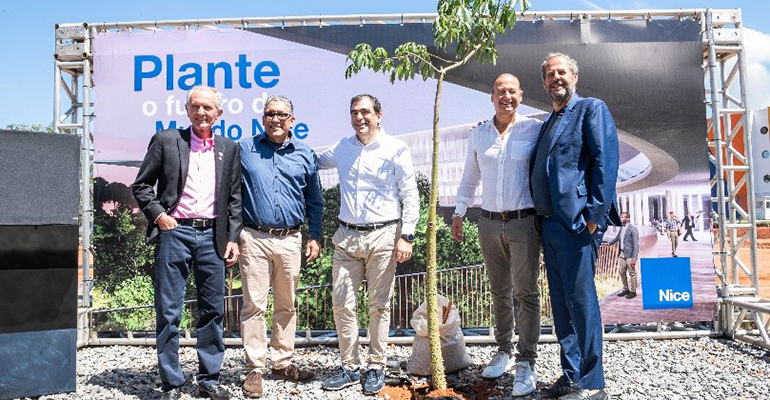 Nice colabora con Mario Cucinella Architects para el diseño inteligente y sostenible de su nueva sede en Brasil