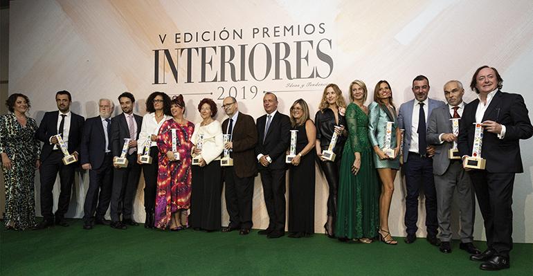 La V Gala de los Premios Interiores del Grupo Planeta galardona a Nofer por la mejor innovación tecnológica