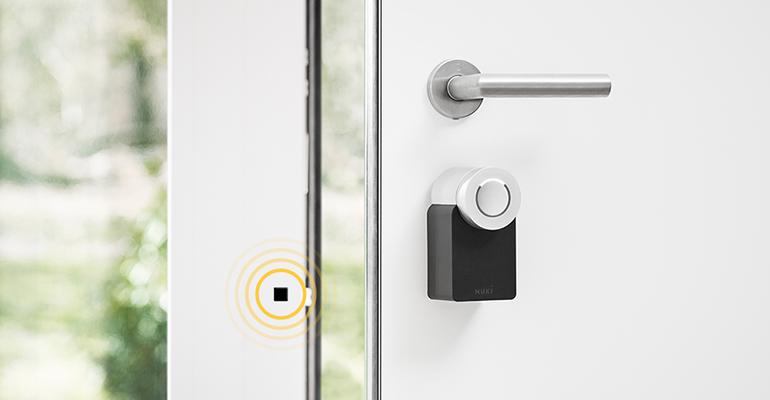 Nuki Smart Lock 2.0, cerraduras inteligentes que convierten el teléfono en una llave