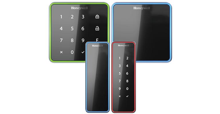 OmniAssure Touch, lector de control de accesos que proporciona seguridad avanzada de Honeywell