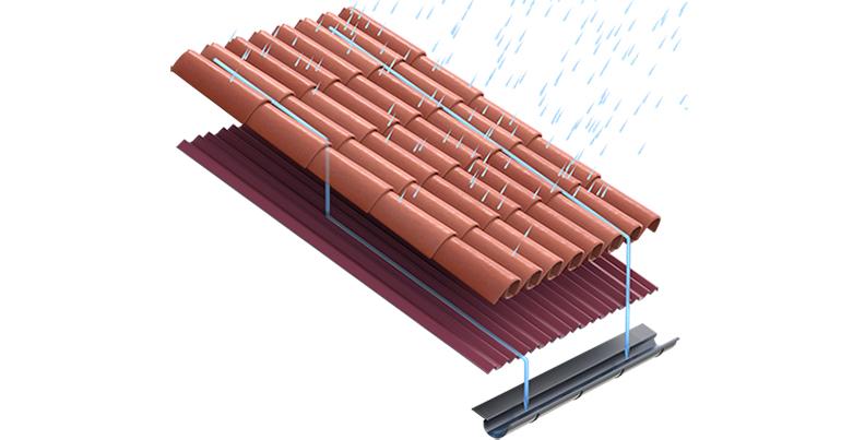 Causas y soluciones contra la humedad y la condensación en cubiertas inclinadas