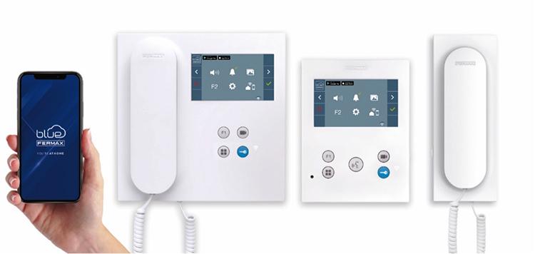 Videoportero que ofrece mayor capacidad y más conectividad