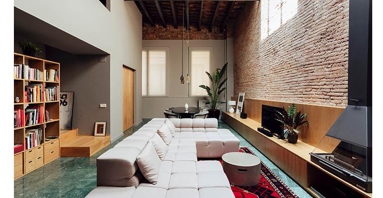 La tendencia a la reconversión de locales comerciales en viviendas crece en España