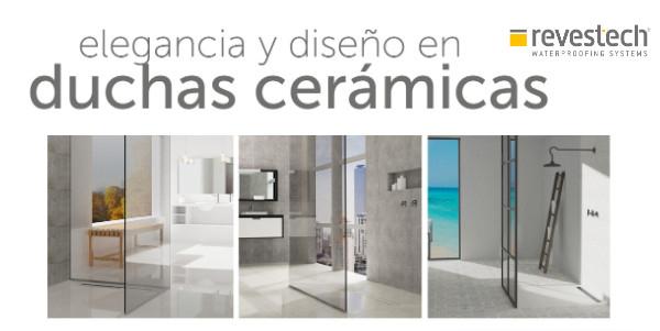 Las características de las duchas cerámicas se tratarán en profundidad en un curso online gratuito