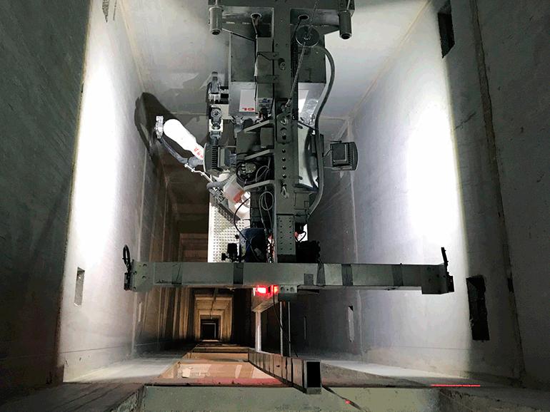 sistema robotico