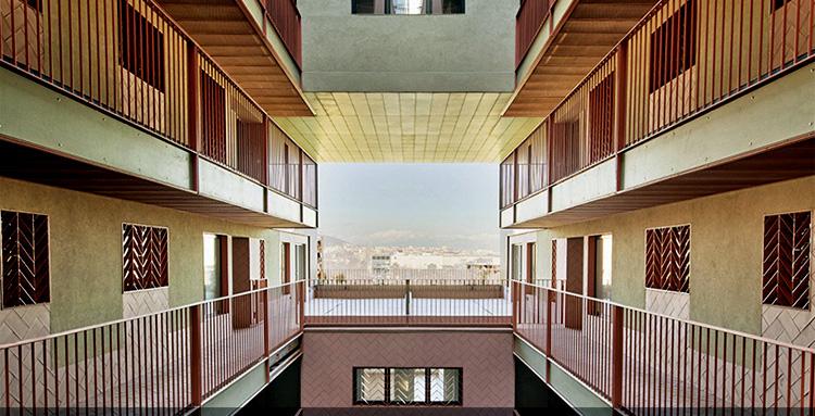 El edificio ganador de los Premios FAD de Arquitectura incluye sistemas webertherm