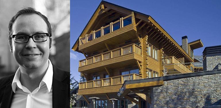 El arquitecto finlandés Janne Kantee presentará su trabajo en Egurtek 2018