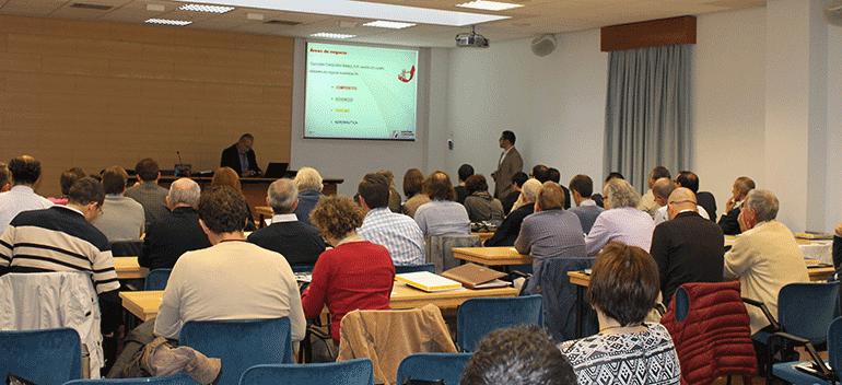 Valladolid acoge la jornada de información sobre productos para la construcción