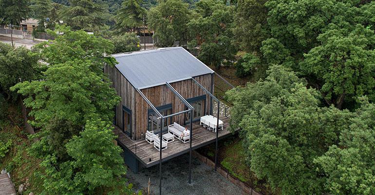 Vivienda biopasiva House Habitat 2
